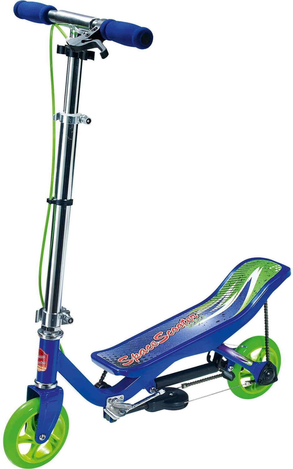 Space Scooter X360 Junior blau