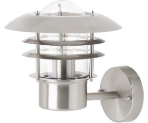 Außenwandleuchte Terrence Skandinavisch Edelstahl Außenwandlampe IP44