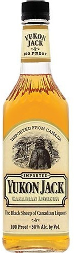 Yukon Jack Kanadischer Whiskylikör 1l 50%