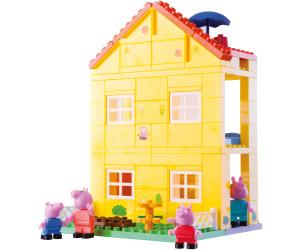 Big peppa pig casa a tre piani a 39 87 miglior for Casa a tre piani