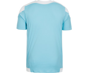 Adidas Striped 15 Langarm Trikot clear blue weiß