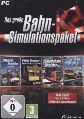 Das große Bahn-Simulationspaket (PC)