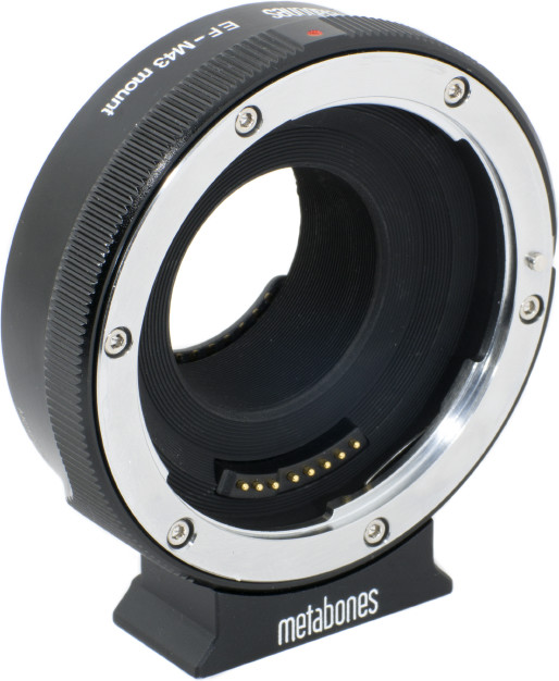 Image of metabones Canon EF/Micro Four Thirds Smart Adapter