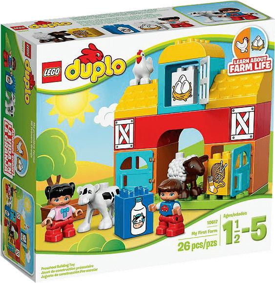 LEGO Duplo - Mi Primera Granja (10671)