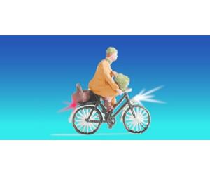 Noch Radfahrer beleuchtet (17570)