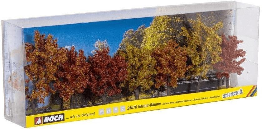 Noch Herbst-Bäume (25070)