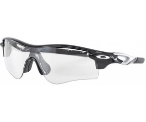 3cb09179df ... czech oakley radarlock path oo9181 oo9181 36 polished black silver  clear black iridium photochromic pented b12a0
