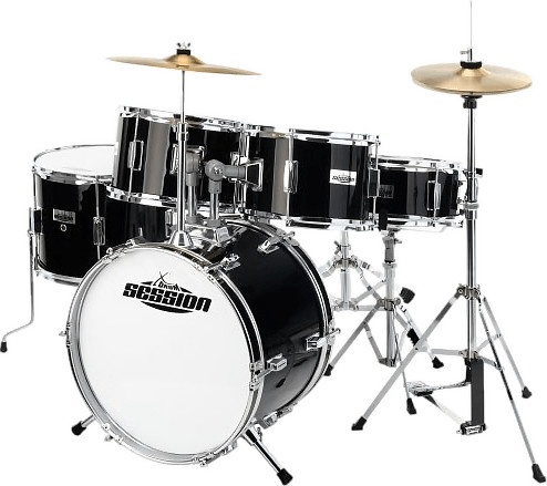 XDRUM Session Junior Pro Schlagzeug