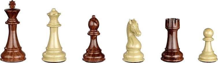 Philos-Spiele Schachfiguren Aurelius KH 110mm (2044)