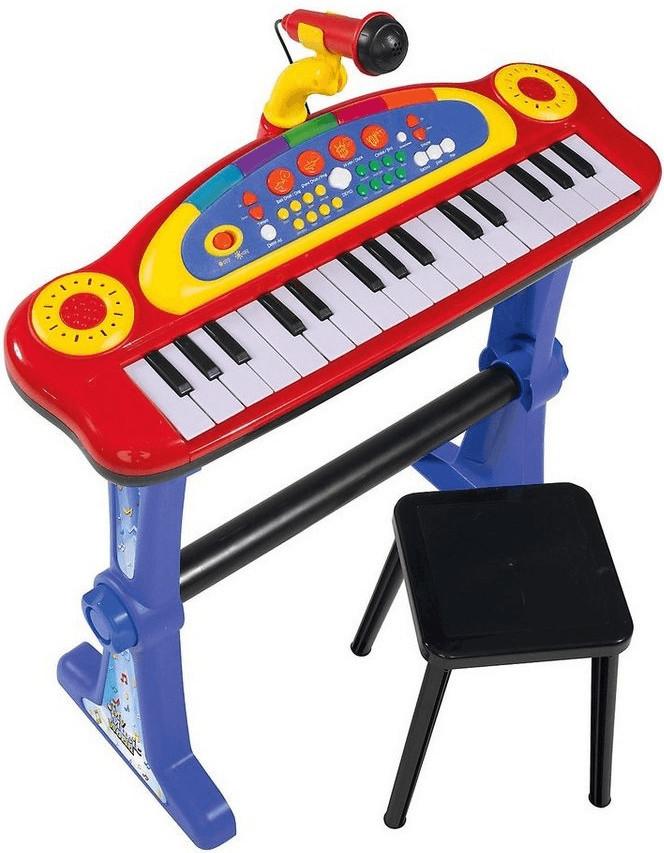 Simba My Music World Standkeyboard
