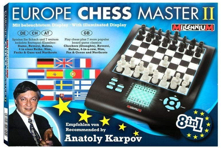 Millennium Europe Chess Master II
