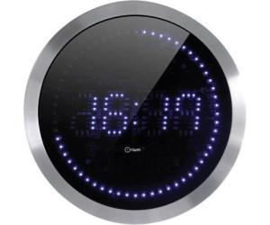 Orium horloge led bleu au meilleur prix sur - Horloge orium led bleue ...