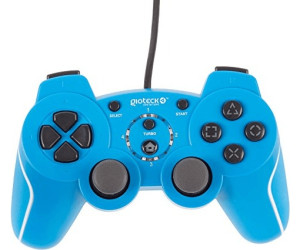 Gioteck VX-2 Wired Controller Blue