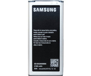 Image of Samsung Batteria Galaxy S5 Mini EB-BG800BBEGWW