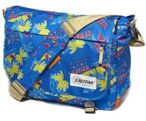 Sac besace fourre tout Eastpak Delegate miami nice bleu Bleu 70622