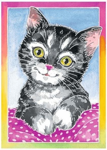 Ravensburger Aquarelle Katze (29178)