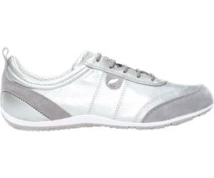 Geox D Vega A whitelight grey ab 60,83 € | Preisvergleich