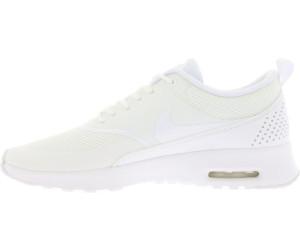 nike air max thea all white