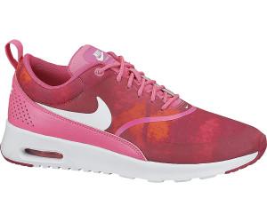 34ae289a1c31 Nike Air Max Thea Print pink pow white fire berry total orange desde ...