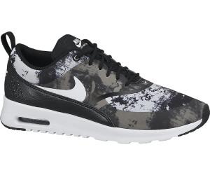 Buy Nike Air Max Thea Print blackwhitedark grey from