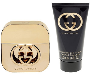1c683a143 Buy Gucci Guilty pour femme Set (EdT 30ml + BL 50ml) from £37.35 ...