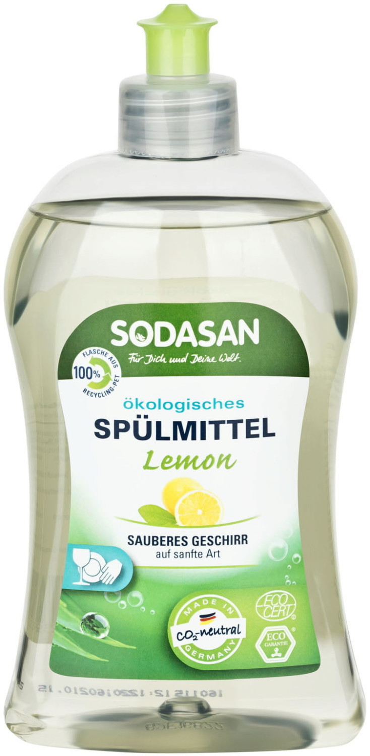 Sodasan Handspülmittel Lemon (500 ml)