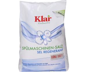 AlmaWin Spülmaschinen-Salz (2 kg)