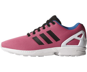 huge selection of ad69d 84d53 Adidas ZX Flux semi solar pink core black off white