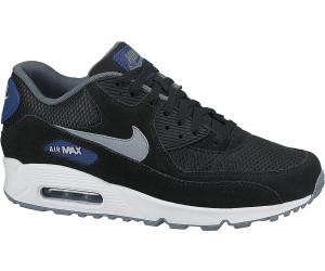 3bf95a343532a0 Nike Air Max 90 Essential black dove grey gym blue ab 86