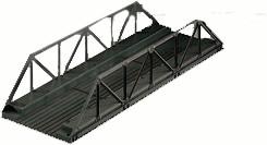 LGB Eisenbahnbrücke 450 mm (50600)