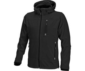 CMP Men Softshell Jacket Zip Hood (3A01787) Nero ab € 44,75