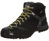 Salewa Alpenrose Ultra Mid Gtx® Blau-Grau, Damen Gore-Tex® Hiking- & Approach-Schuh, Größe EU 40 - Farbe Night Black-Mineral Red Damen Gore-Tex® Hiking- & Approach-Schuh, Night Black - Mineral Red, Gr
