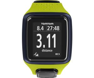 TomTom Montre GPS runner vert