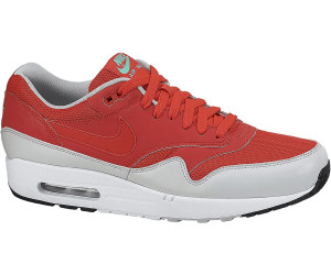 98a4c2470d77 Buy Nike Air Max 1 Essential daring red shadow grey mint from £80.00 ...