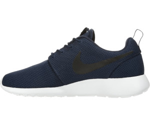84660764cef3 Nike Roshe One midnight navy white black ab 64