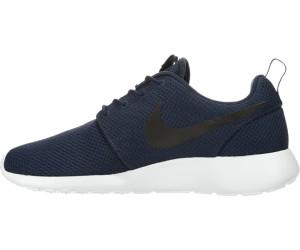 Nike Roshe Run White And Black