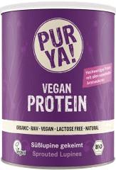 PurYa! Vegant Protein Süßlupine gekeimt (300 g)