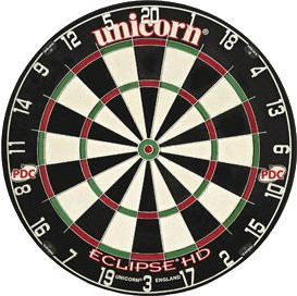 Unicorn Darts Eclipse HD TV Edition