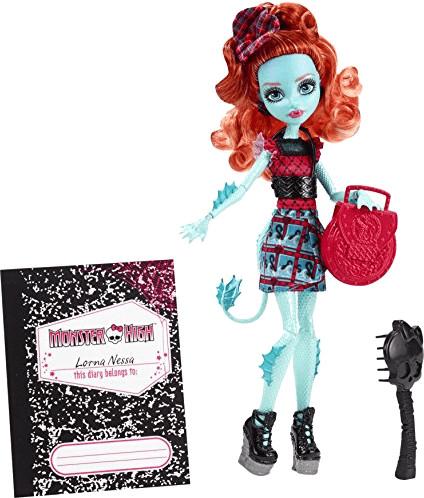 Monster High Schüler-Graustausch