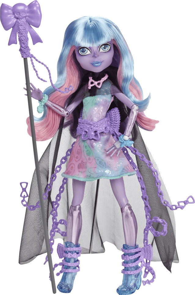 Monster High Haunted Student Spirits River Styxx
