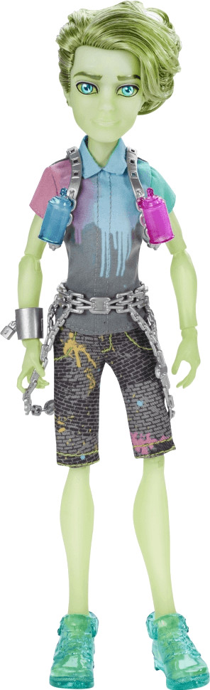 Monster High Haunted Student Spirits Porter Geiss