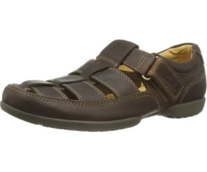 Clarks Recline Open brown/mahagony leather