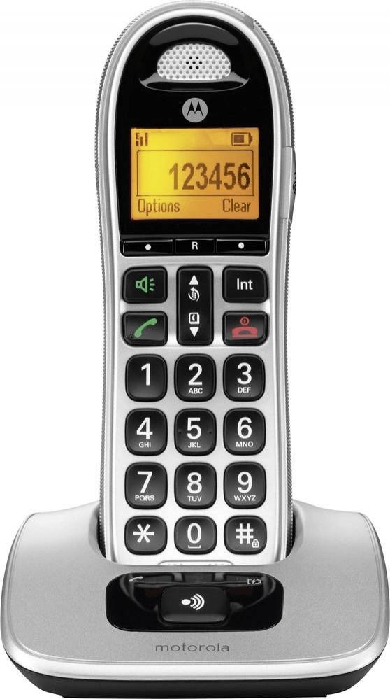Motorola CD301 silber