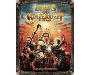 Image of Avalon Hill Lords of Waterdeep