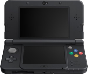Nintendo New 3DS black