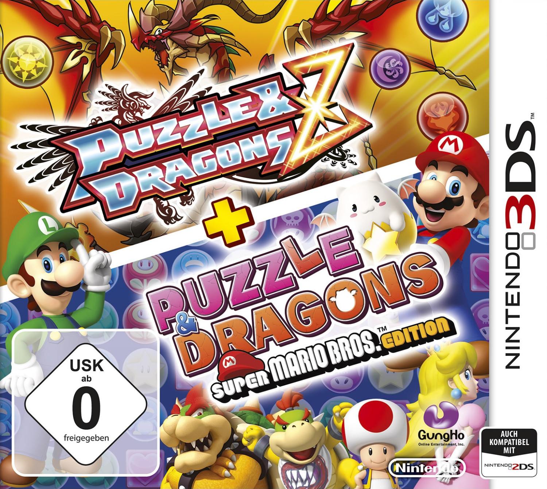 Puzzle & Dragons Z + Puzzle & Dragons: Super Ma...