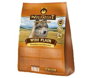 wolfsblut wide plain senior 15 kg ab 66 23. Black Bedroom Furniture Sets. Home Design Ideas