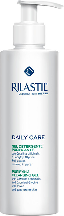 Rilastil Daily Care Purifying Cleansing Gel (250ml)