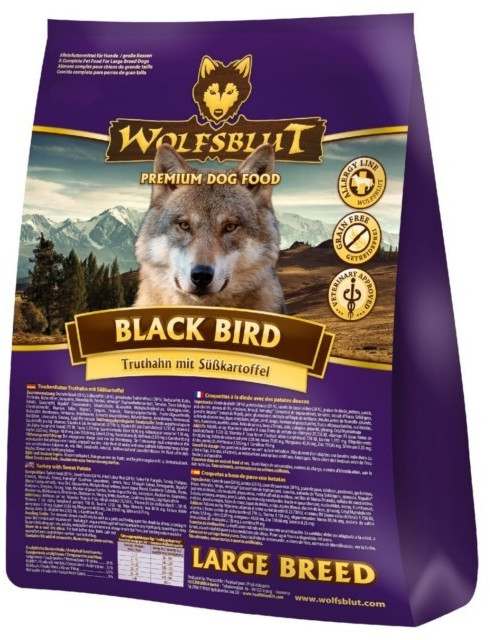 Wolfsblut Black Bird Large Breed Adult