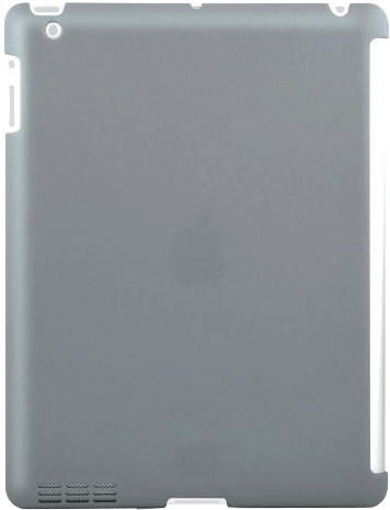 Image of ifrogz iPad 2 Backbone Case grey